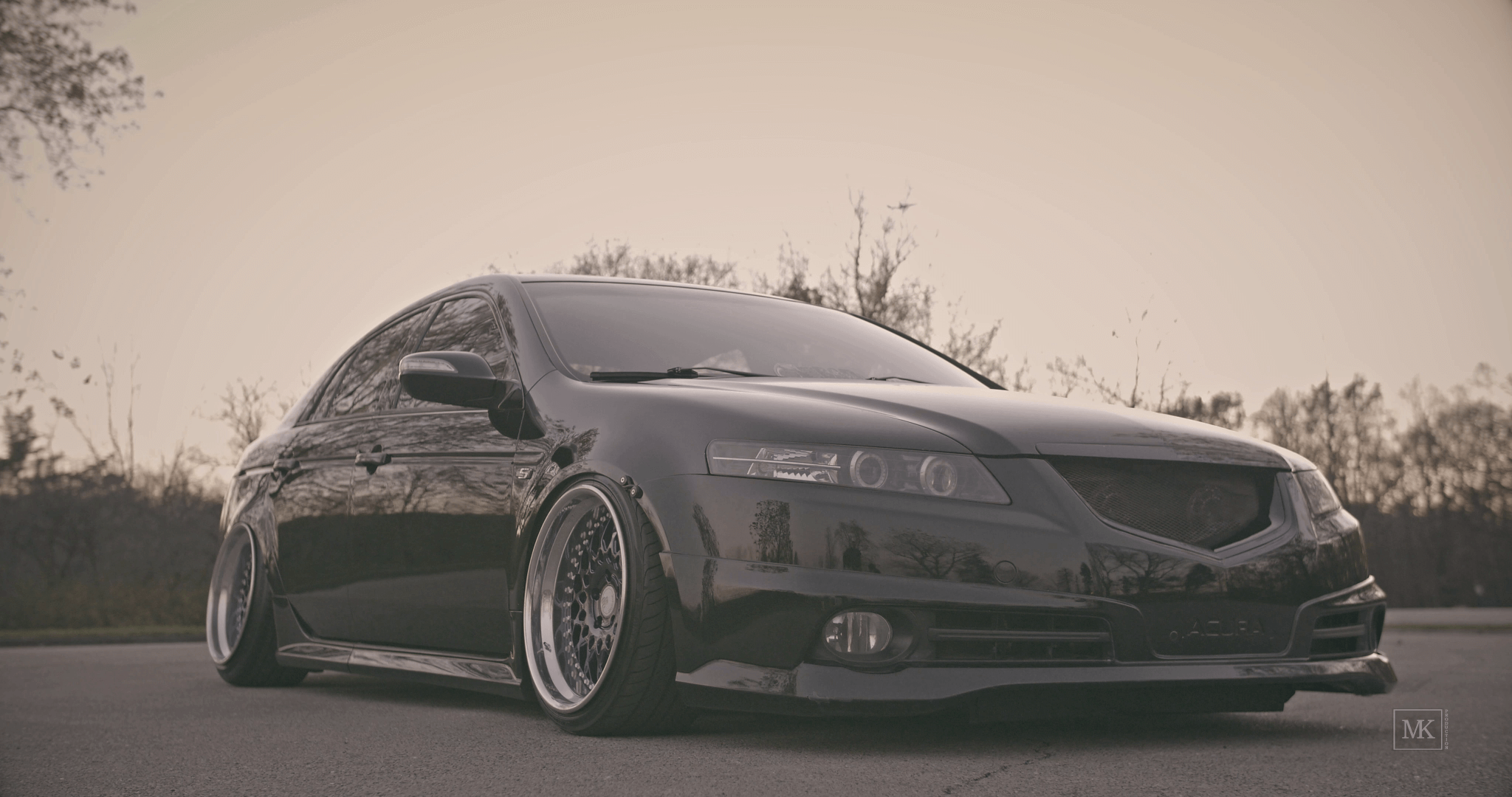 Mark's Supercharged Acura TL Type S